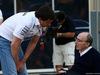 GP BAHRAIN, 16.04.2015 - Toto Wolff (GER) Mercedes AMG F1 Shareholder e Executive Director e Sir Frank Williams(gbr),Team Principal Williams F1 Team