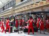 GP BAHRAIN, 17.04.2015 - Mechanics Ferrari