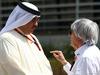 GP BAHRAIN, 17.04.2015 - Free Practice 1, Bernie Ecclestone (GBR), President e CEO of FOM
