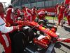 GP BELGIO, 23.08.2015 - Gara, Sebastian Vettel (GER) Ferrari SF15-T