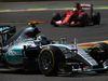 GP BELGIO, 23.08.2015 - Gara, Nico Rosberg (GER) Mercedes AMG F1 W06 e Sebastian Vettel (GER) Ferrari SF15-T