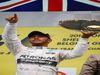 GP BELGIO, 23.08.2015 - Gara, 1st position Lewis Hamilton (GBR) Mercedes AMG F1 W06