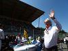 GP BELGIO, 23.08.2015 - Gara, Bernie Ecclestone (GBR), President e CEO of FOM