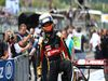 GP BELGIO, 23.08.2015 - Gara, terzo Romain Grosjean (FRA) Lotus F1 Team E23
