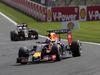 GP BELGIO, 23.08.2015 - Gara, Daniel Ricciardo (AUS) Red Bull Racing RB11