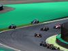 GP BRASILE, 15.11.2015 - Gara, Fernando Alonso (ESP) McLaren Honda MP4-30 e Marcus Ericsson (SUE) Sauber C34 off track