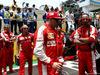 GP BRASILE, 15.11.2015 - Gara, Kimi Raikkonen (FIN) Ferrari SF15-T