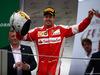 GP BRASILE, 15.11.2015 - Gara, terzo Sebastian Vettel (GER) Ferrari SF15-T