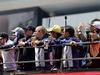 GP CINA, 12.04.2015 - Drivers parade, Felipe Nasr (BRA) Sauber C34 e Felipe Massa (BRA) Williams F1 Team FW37