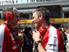 GP CINA, 12.04.2015 - Gara, Maurizio Arrivabene (ITA) Ferrari Team Principal e James Allison (GBR) Ferrari Chassis Technical Director