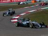 GP CINA, 12.04.2015 - Gara, Lewis Hamilton (GBR) Mercedes AMG F1 W06 davanti a Nico Rosberg (GER) Mercedes AMG F1 W06