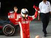 GP CINA, 12.04.2015 - Gara, terzo Sebastian Vettel (GER) Ferrari SF15-T