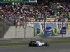 GP CINA, 12.04.2015 - Gara, Valtteri Bottas (FIN) Williams F1 Team FW37
