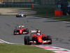 GP CINA, 12.04.2015 - Gara, Sebastian Vettel (GER) Ferrari SF15-T davanti a Kimi Raikkonen (FIN) Ferrari SF15-T