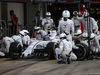 GP GIAPPONE, 27.09.2015 - Gara, Pit stop, Valtteri Bottas (FIN) Williams F1 Team FW37