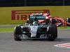 GP GIAPPONE, 27.09.2015 - Gara, Nico Rosberg (GER) Mercedes AMG F1 W06 e Sebastian Vettel (GER) Ferrari SF15-T