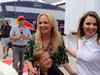 GP GRAN BRETAGNA, 05.07.2015 - Emma Bunton (GBR) Singer; e Geri Halliwell (GBR) Singer.