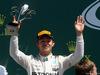 GP GRAN BRETAGNA, 05.07.2015- Gara, secondo Nico Rosberg (GER) Mercedes AMG F1 W06