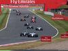 GP GRAN BRETAGNA, 05.07.2015- Gara, Felipe Massa (BRA) Williams F1 Team FW37 e Lewis Hamilton (GBR) Mercedes AMG F1 W06