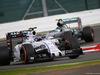 GP GRAN BRETAGNA, 05.07.2015- Gara, Valtteri Bottas (FIN) Williams F1 Team FW37 e Nico Rosberg (GER) Mercedes AMG F1 W06