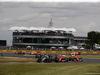 GP GRAN BRETAGNA, 05.07.2015- Gara, Nico Hulkenberg (GER) Sahara Force India F1 VJM08