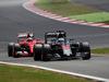 GP GRAN BRETAGNA, 04.07.2015 - Qualifiche, Fernando Alonso (ESP) McLaren Honda MP4-30 e Sebastian Vettel (GER) Ferrari SF15-T