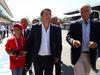 GP ITALIA, 06.09.2015 - Matteo Renzi (ITA) Italia Prime Minister e his son