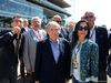GP ITALIA, 06.09.2015 - Gara, Jean Todt (FRA), President FIA e Michelle Yeoh, wife of Jean Todt (FRA)