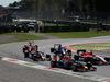GP ITALIA, 06.09.2015 - Gara, Daniel Ricciardo (AUS) Red Bull Racing RB11 e William Stevens (GBR) Manor Marussia F1 Team