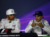 GP ITALIA, 06.09.2015 - Gara, Conferenza Stampa, Lewis Hamilton (GBR) Mercedes AMG F1 W06 e Felipe Massa (BRA) Williams F1 Team FW37