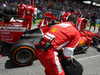 GP MALESIA, 29.03.2015- Gara, Sebastian Vettel (GER) Ferrari SF15-T