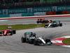GP MALESIA, 29.03.2015- Gara, Lewis Hamilton (GBR) Mercedes AMG F1 W06 davanti a Sebastian Vettel (GER) Ferrari SF15-T