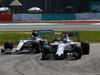 GP MALESIA, 29.03.2015- Gara, Nico Rosberg (GER) Mercedes AMG F1 W06 e Felipe Massa (BRA) Williams F1 Team FW37