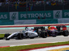 GP MALESIA, 29.03.2015- Gara, Felipe Massa (BRA) Williams F1 Team FW37 e Daniel Ricciardo (AUS) Red Bull Racing RB11