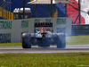 GP MALESIA, 29.03.2015- Gara, Daniil Kvyat (RUS) Red Bull Racing RB11 spins