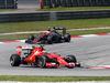 GP MALESIA, 29.03.2015- Gara, Kimi Raikkonen (FIN) Ferrari SF15-T davanti a Jenson Button (GBR)  McLaren Honda MP4-30.