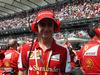 GP MESSICO, 01.11.2015 - Gara, Esteban Gutierrez (MEX) Ferrari Test e Reserve Driver