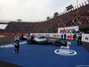GP MESSICO, 01.11.2015 - Gara, Nico Rosberg (GER) Mercedes AMG F1 W06 vincitore
