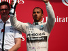 GP MESSICO, 01.11.2015 - Gara, secondo Lewis Hamilton (GBR) Mercedes AMG F1 W06