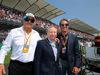 GP MESSICO, 01.11.2015 - Gara, Carlos Slim Helu, Jean Todt (FRA), President FIA e Carlos Slim Domit