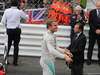 GP MONACO, 24.05.2015- Festeggiamenti in parc fermee winner Nico Rosberg (GER) Mercedes AMG F1 W06