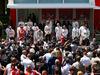 GP MONACO, 24.05.2015- All the Drivers during the Monaco national Anathem