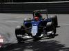 GP MONACO, 24.05.2015- Gara, Felipe Nasr (BRA) Sauber C34