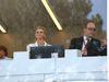 GP MONACO, 24.05.2015- Gara, HSH Prince Albert of Monaco (MON) e sua moglie Charlène Lynette Wittstock (ZBW)