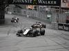 GP MONACO, 24.05.2015- Gara, Sergio Perez (MEX) Sahara Force India F1 Team VJM08