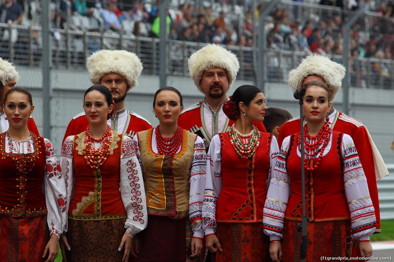 GP RUSSIA, 11.10.2015 - Gara, Atmosfera