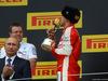 GP RUSSIA, 11.10.2015 - Gara, Vladimir Putin (RUS) Russian Federation President e secondo Sebastian Vettel (GER) Ferrari SF15-T
