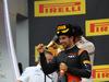 GP RUSSIA, 11.10.2015 - Gara, terzo Sergio Perez (MEX) Sahara Force India F1 VJM08