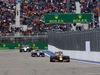 GP RUSSIA, 11.10.2015 - Gara, Daniil Kvyat (RUS) Red Bull Racing RB11 davanti a Felipe Nasr (BRA) Sauber C34