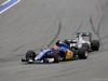 GP RUSSIA, 11.10.2015 - Gara, Felipe Nasr (BRA) Sauber C34 e Felipe Massa (BRA) Williams F1 Team FW37